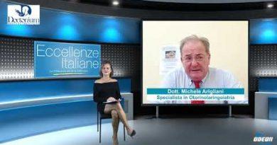Dott. Michele Arigliani (Apnee Ostruttive del Sonno: la terapia)