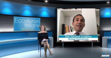 Dott. Salvatore Coriglione (Alimentazione e Fertilità)