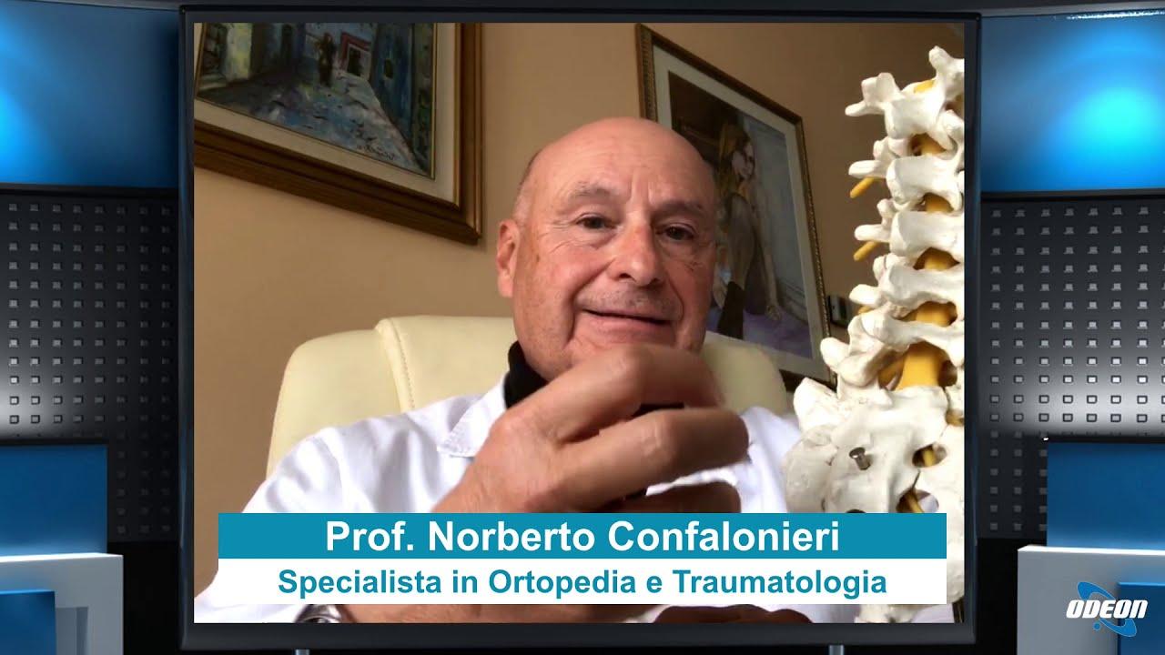 Prof. Norberto Confalonieri (Come curare il mal di schiena..