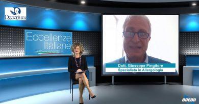 Dott. Giuseppe Pingitore (Bambini con allergia respiratoria al tempo del Covid-19)