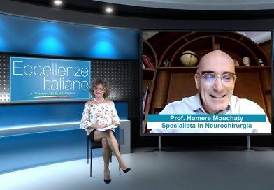 Prof. Homere Mouchaty Concetti e Filosofia della Chirurgia Vertebrale Moderna)