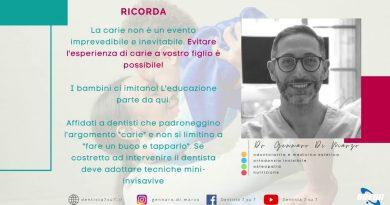 Dott. Gennaro Di Marzo (Carie)