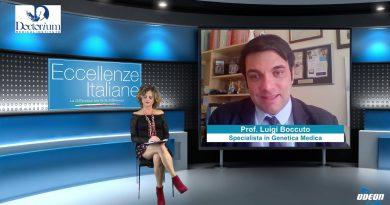 Prof. Luigi Boccuto (Autismo e Sindromi Associate)