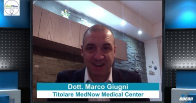 Dott. Marco Giugni (MedNow Medical Center – Milano)