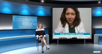 Dott.ssa Dalila Roglieri (figura professionale del biologo nutrizionista)