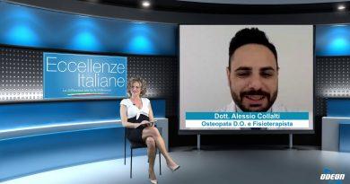 Dott. Alessio Collalti (Manipolazioni Vertebrali)
