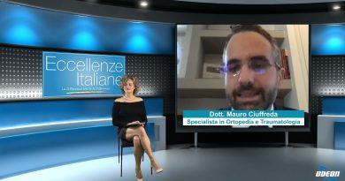 Dott. Mauro Ciuffreda (patologia artrosica della spalla e del ginocchio)