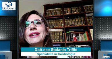 Dott.ssa Stefania Trifilò (Infarto acuto del Miocardio)