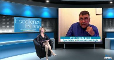 Prof. Roberto Spina (Nuove Frontiere in Odontoiatria)