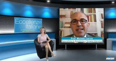 Prof. Michele Carron (Paziente Anziano in Anestesia)