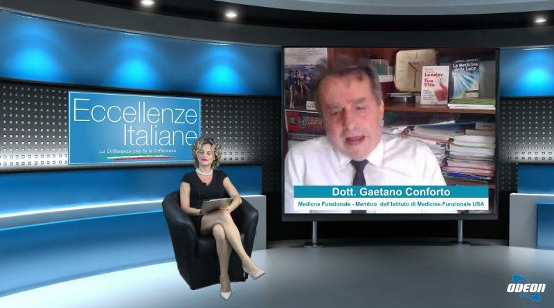 Dott. Gaetano Conforto (Spiritualità nella Medicina Funzionale)